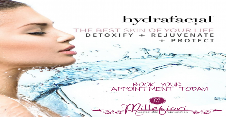 Hydrafacial.. 30 Minutes Best Skin of Your Life