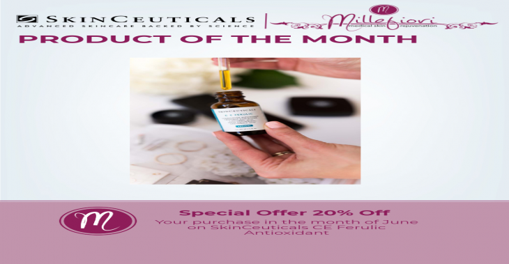 CE Ferulic June Product of the Month