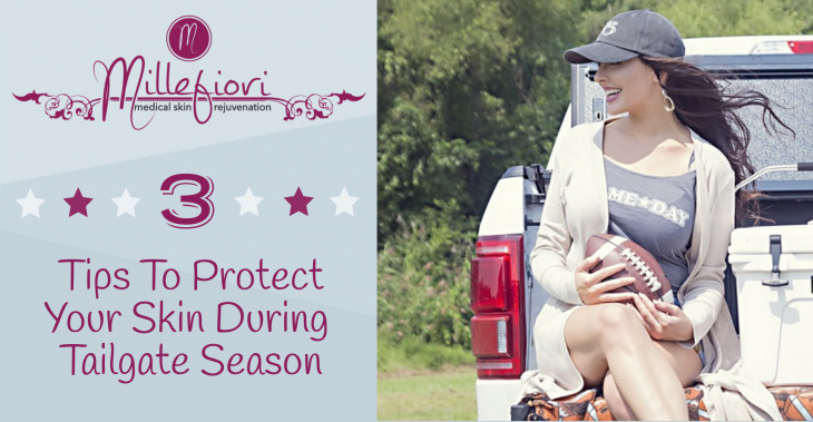 Protect Your Skin this Tailgate Season