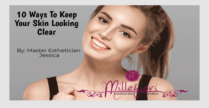 7 Easy Steps for Clear Skin Today