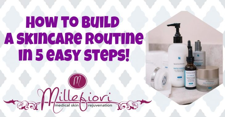 5 Easy Steps to a Successful SkinCare Routine